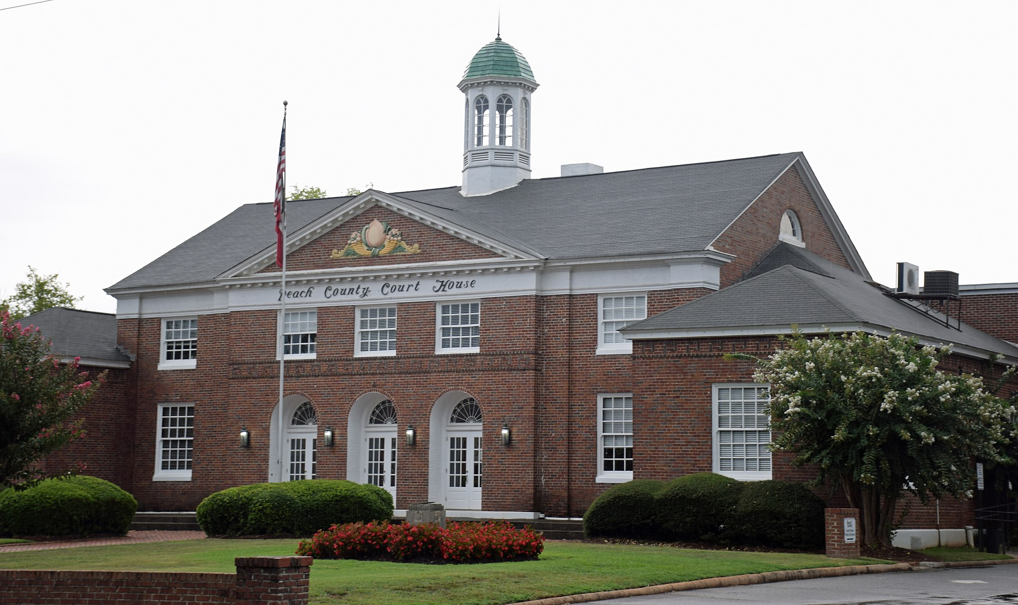 Peach County Courthouse, Fort Valley, GA, US
