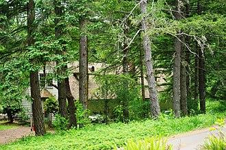 Peavy Arboretum - Lodge at Peavy