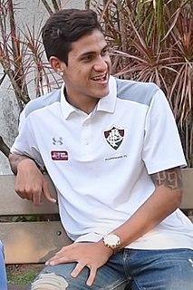 Pedro (footballer, born 1997) Brazilian footballer