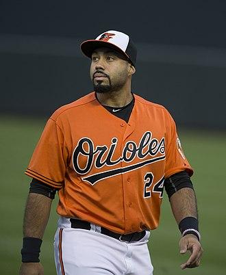 Pedro Álvarez (baseball) - Álvarez with the Baltimore Orioles in 2016