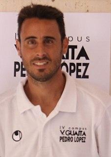 Pedro López Muñoz Spanish footballer