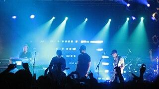 Pendulum (drum and bass band) Australian/British drum and bass band