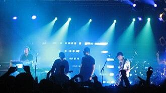 Rob Swire - Pendulum at the Electric Ballroom in London, England, 2007