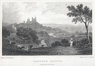 Penrhyn Castle: Caernarvonshire
