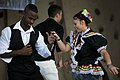 People perform a dance during the Hispanic Heritage Month finale festival at Arkadas Park 111022-F-SF570-078.jpg