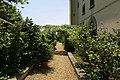 Pescia, villa la guardatoia, giardini, aiuole all'italiana 03.jpg