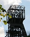 Petřvald, těžní věž dolu Fučík (2).JPG