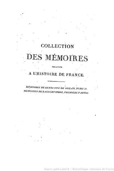 File:Petitot - Collection complète des mémoires relatifs à l'histoire de France, 2e série, tome 19.djvu