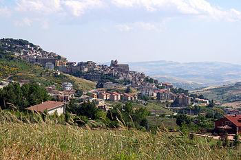 Petralia Sottana, Sicily