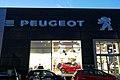 Peugeot dealership, Chingford, Waltham Forest, London 1.jpg