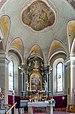 Pfarrkirche St Georg in Lüsen Hauptaltar Südtirol.jpg