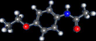 Phenacetin - Image: Phenacetin 3