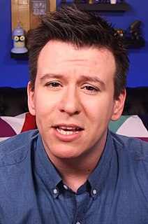Philip DeFranco American video blogger and YouTuber