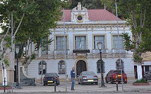 Bir Mourad Raïs - The townhall