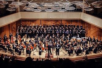 Bienen School of Music - Pick-Staiger Concert Hall