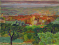 PierreBonnard-1924-View of Le Cannet.png