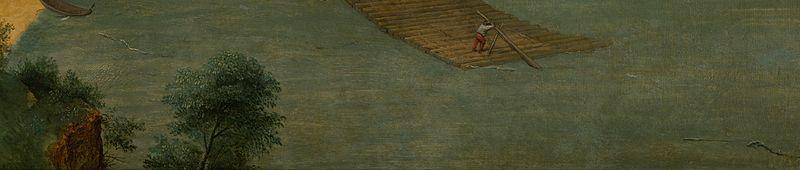 File:Pieter Bruegel the Elder - The Tower of Babel (Vienna) - Google Art Project-x2-y2.jpg