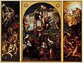 Pieter Coecke van Aelst - Tríptico da Vida de Cristo.JPG
