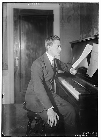 Pietro Cimara - Pietro Cimara on March 9, 1920