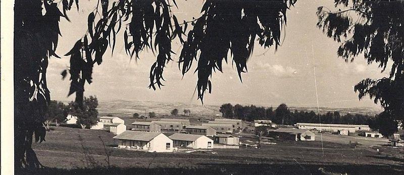 קיבוץ ניר אליהו 1956