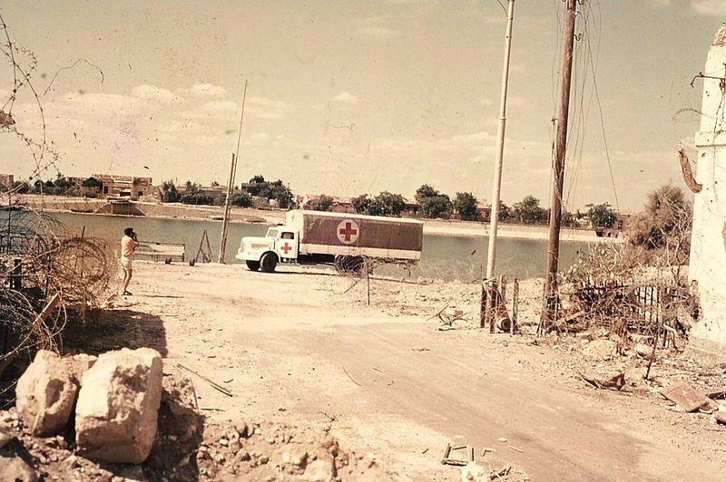 גן-שמואל-טיול קבוץ לסיני 1971