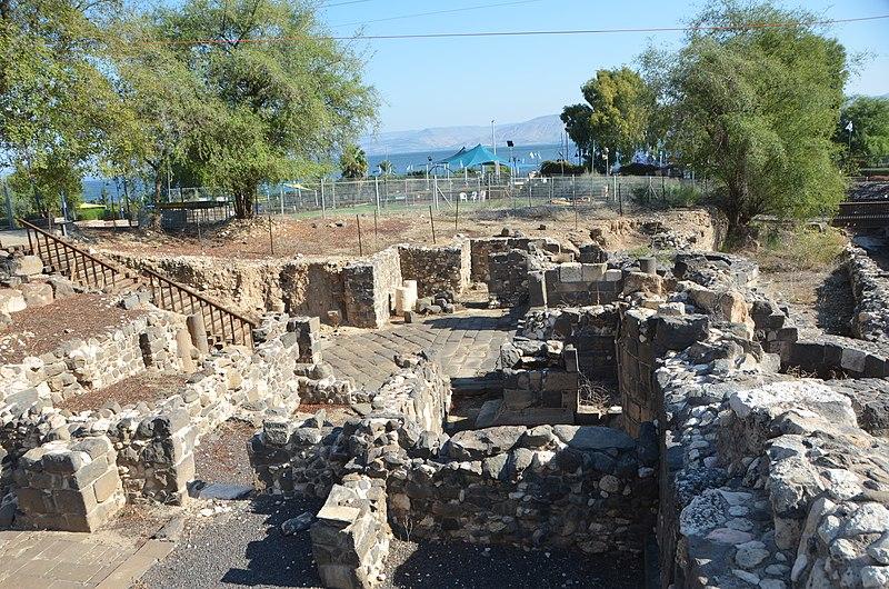 שער העיר הרומית טבריה