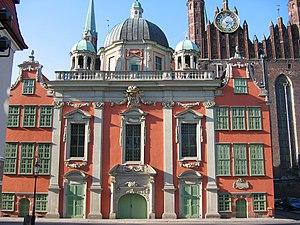 1680s in architecture - Image: Pl gdansk kaplica krolewska 2006