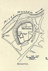 Monmouth Castle Wikipedia