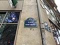 Plaque Place Saint Michel - Paris VI (FR75) - 2021-07-29 - 2.jpg