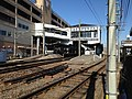 Platforms of Konomiya Station.JPG