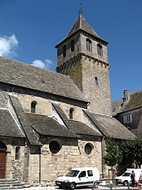 Pleaux (15) - église - PA00093575.jpg