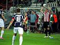 Podczas meczu Cracovia - Stomil Olsztyn (8145571576).jpg