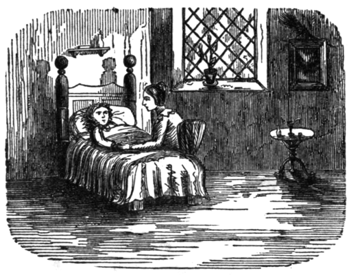 Poems of the Sea, 1850 - The Sailor's Sick Child