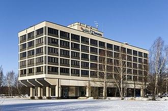 Kone - The former Kone corporate offices in Munkkiniemi, Helsinki