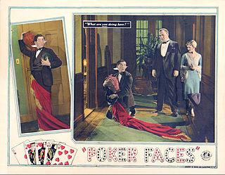 <i>Poker Faces</i> 1926 film by Harry A. Pollard