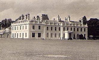 Augustus Bampfylde, 2nd Baron Poltimore - Poltimore House, seat of the Bampfylde family