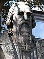 Pomník Daniela Adama z Veleslavína, hlava.jpg