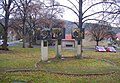 Pomník padlým a výročí samostatnosti na návsi v Domoušicích (Q94443874) 04.jpg