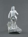 Porslin. Vit figurin - Hallwylska museet - 89212.tif