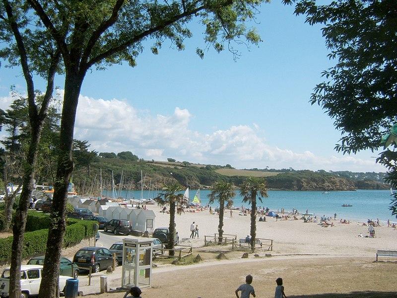 camping plage bretagne finistère sud port manech nevez