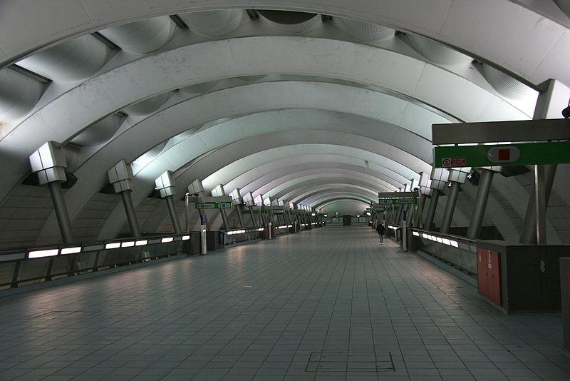 Milano metropolitana m1 m2 m3 m5 page 514 - Passante porta venezia ...