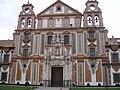 Portada principal de la iglesia del antiguo Convento de la Merced de Córdoba..JPG