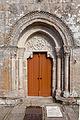 Portal da igrexa de San Pedro de Trasalba. Amoeiro. Galiza.jpg