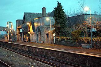 Portarlington railway station - Portarlington Station