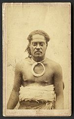 Portrait of Ratu Timoci, son of Cakobau, photograph by Francis H. Dufty.jpg