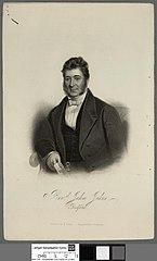 Revd. John Jukes, Bedford