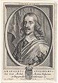 Portret van Aartshertog Leopold Willem van Oostenrijk Theatrum pontificum, imperatorum, regum, ducum (..) (serietitel), RP-P-OB-9023.jpg