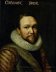 Portrait of Sir Horace Vere (1565-1635)