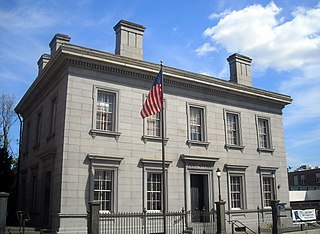 Customhouse and Post Office (Washington, D.C.) United States historic place