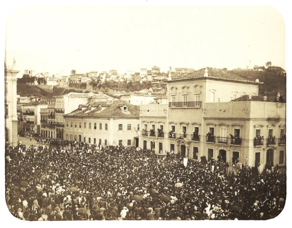 Povo paço 1888